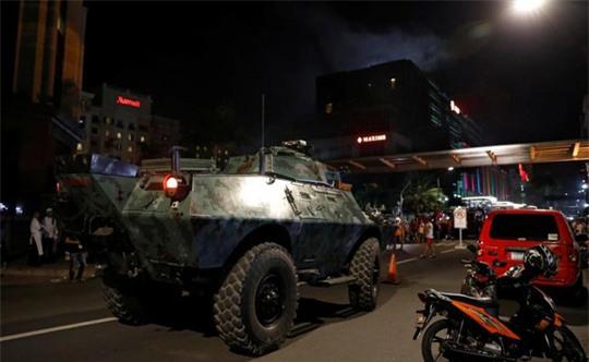 Vụ nổ súng Philippines: Phát hiện 34 thi thể chết ngạt trong khách sạn - Ảnh 6.