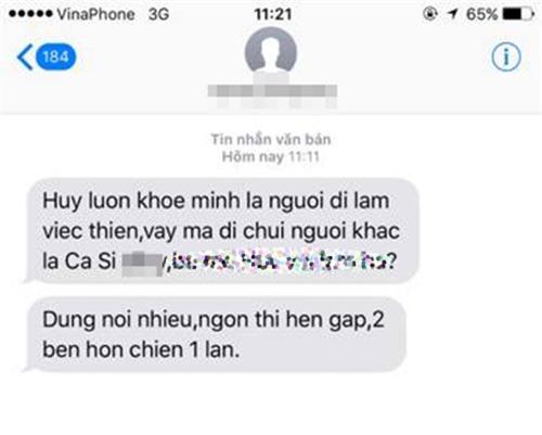 Bầu sô mắng Lưu Chí Vỹ đi trễ: Không dám ra khỏi nhà vì bị dọa dẫm, miệt thị giới tính - Ảnh 3.