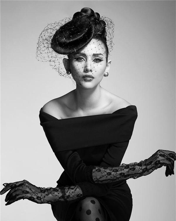 Vo Hoang Yen lam giam khao Vietnam's Next Top Model 2017 hinh anh 1