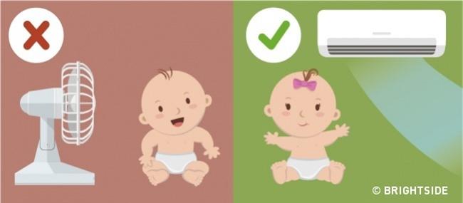 7 nguyên tắc bố mẹ cần tuân thủ để trẻ không bị ốm trong những ngày nắng nóng - Ảnh 1.