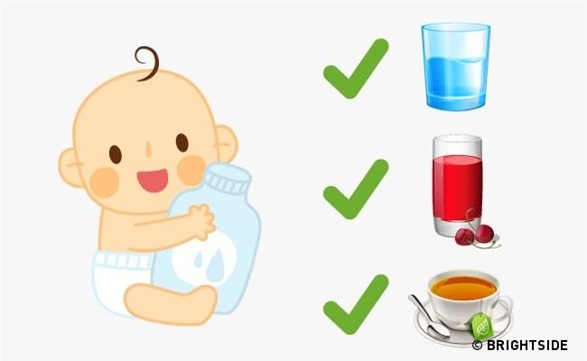 7 nguyên tắc bố mẹ cần tuân thủ để trẻ không bị ốm trong những ngày nắng nóng - Ảnh 7.
