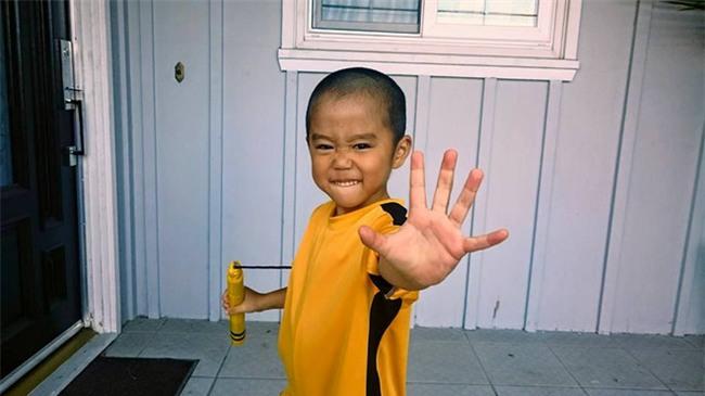 Cậu bé 7 tuổi người Nhật khiến cả thế giới kinh ngạc vì màn trình diễn tuyệt vời y hệt huyền thoại Lý Tiểu Long - Ảnh 6.