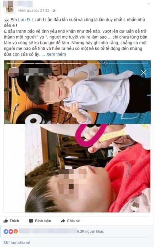 Bị tố giật chồng, ghen ngược với vợ người tình, cựu hotgirl Lee Balan lại dính gạch đá vì đăng bức ảnh gây sốc - Ảnh 5.