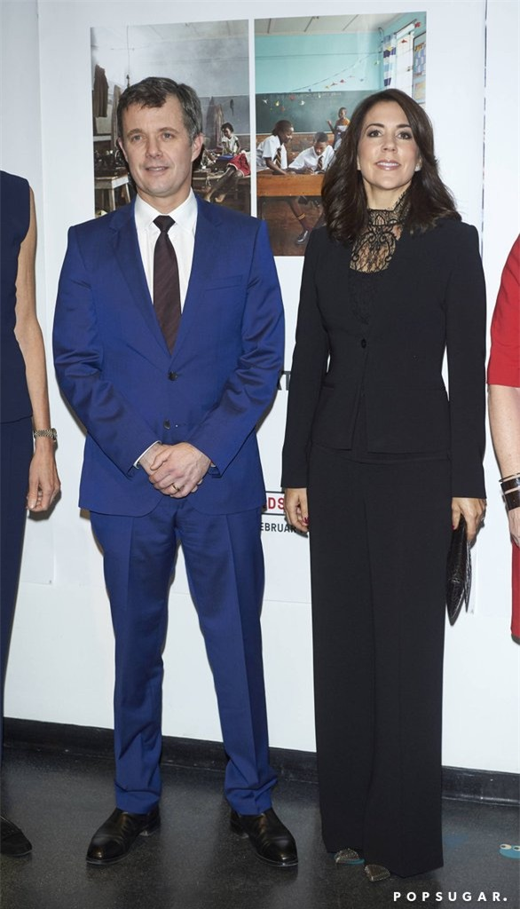 Có một vị công nương còn mặc đẹp hơn cả Kate Middleton - Ảnh 2.