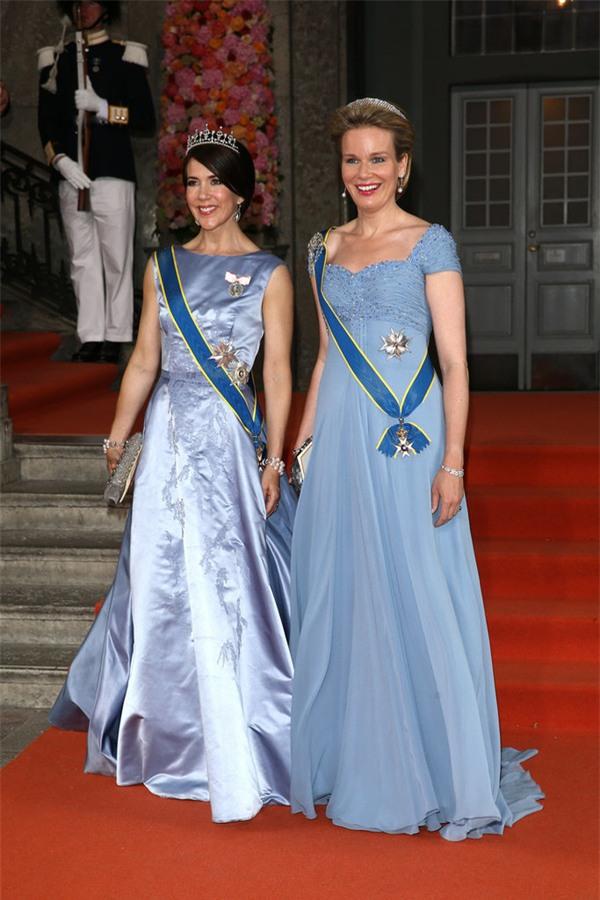 Có một vị công nương còn mặc đẹp hơn cả Kate Middleton - Ảnh 14.