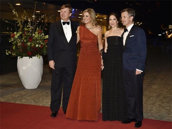 Có một vị công nương còn mặc đẹp hơn cả Kate Middleton - Ảnh 17.