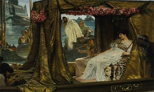 Bí mật giấu kín của nữ hoàng Ai Cập Cleopatra mà ít người biết - Ảnh 2.