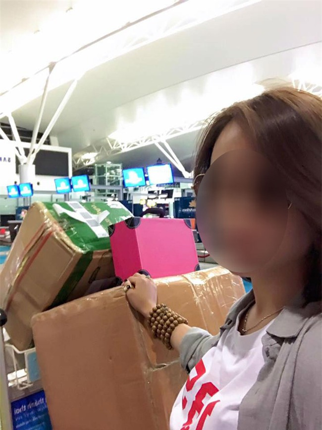Sự thật đằng sau clip hotgirl đi máy bay sang Nhật nhiều hơn đi chợ tố bị hãng hàng không chèn ép - Ảnh 2.