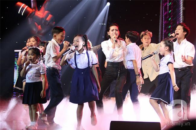 Học trò Thu Minh không hề bất ngờ khi mình giành được Quán quân The Voice 2017 - Ảnh 10.