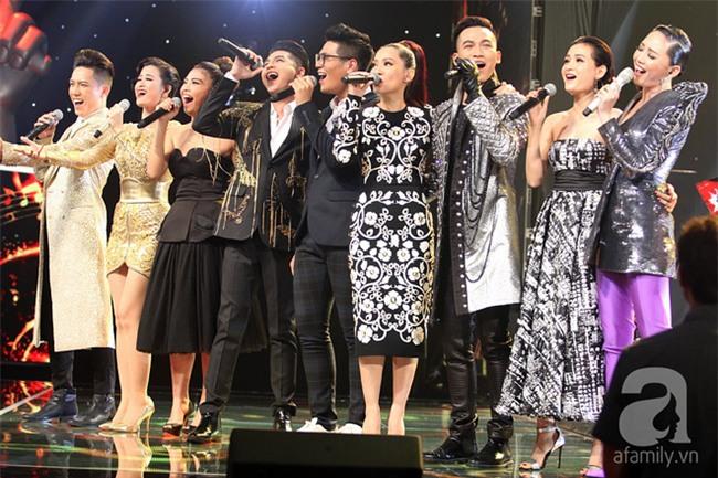 Học trò Thu Minh không hề bất ngờ khi mình giành được Quán quân The Voice 2017 - Ảnh 2.