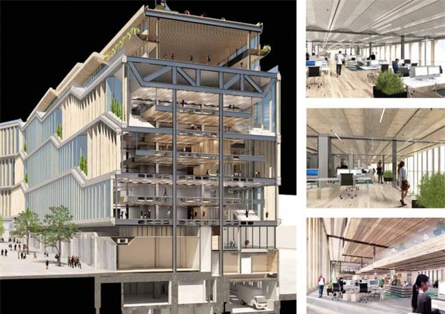 Google lại khiến nhân viên văn phòng trên toàn thế giới ghen tị khi tiết lộ hình ảnh văn phòng mới đẹp như mơ tại London - Ảnh 18.