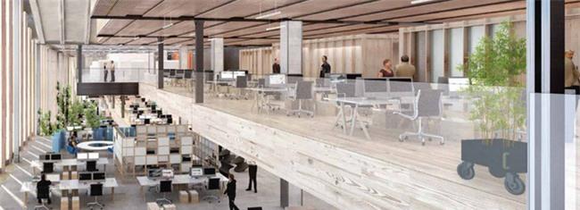 Google lại khiến nhân viên văn phòng trên toàn thế giới ghen tị khi tiết lộ hình ảnh văn phòng mới đẹp như mơ tại London - Ảnh 21.