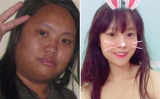 Sợ mất chồng đẹp trai, cô gái Nam Định liên tục giảm hơn 40kg để xinh như hot girl - Ảnh 1.