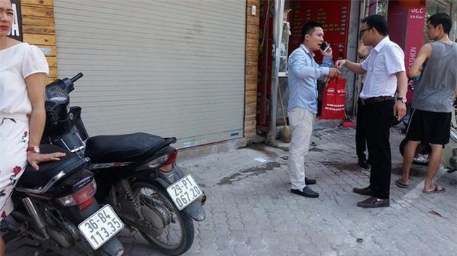 Hà Nội: Cụ bà đi mua đá lạnh bị đột tử giữa trời nắng nóng đỉnh điểm - Ảnh 2.