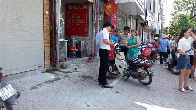 Hà Nội: Cụ bà đi mua đá lạnh bị đột tử giữa trời nắng nóng đỉnh điểm - Ảnh 3.