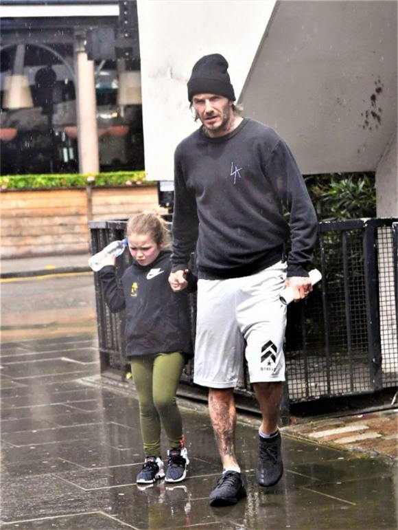 con gái david beckham, Harper Seven, Harper, David Beckham