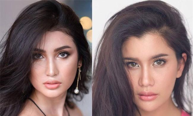 Thí sinh Hoa hậu chuyển giới Thái Lan gây chú ý vì sở hữu khuôn mặt xinh đẹp như diễn viên nổi tiếng - Ảnh 1.