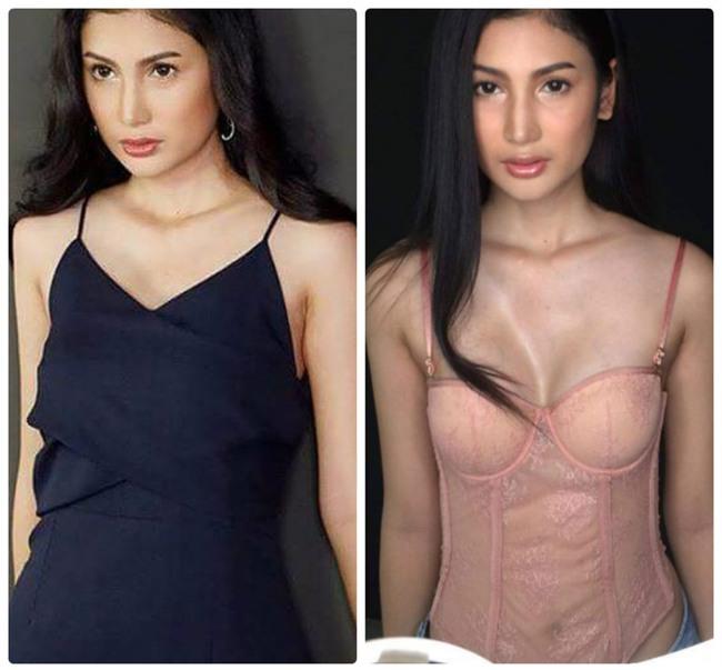 Thí sinh Hoa hậu chuyển giới Thái Lan gây chú ý vì sở hữu khuôn mặt xinh đẹp như diễn viên nổi tiếng - Ảnh 9.