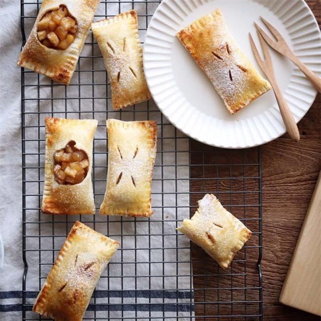 Đổi vị bữa sáng cho cả nhà với bánh táo ngọt ngon hấp dẫn - Ảnh 9.