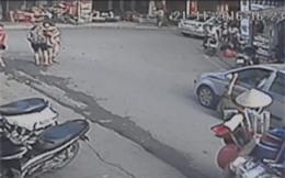 Nữ du khách Tây bắt taxi, tài xế giật điện thoại, kéo lê nạn nhân giữa phố Hà Nội - Ảnh 1.