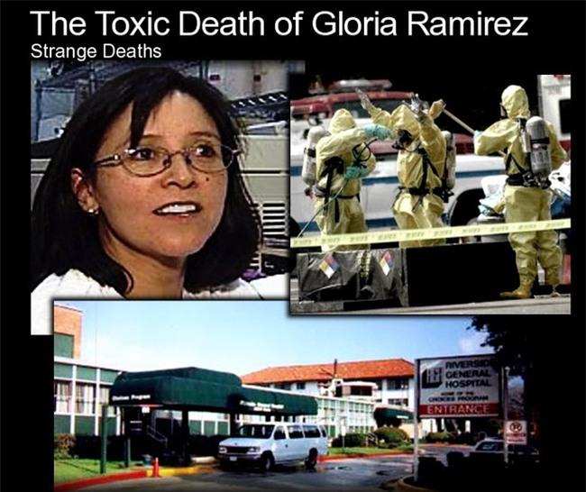 Bí ẩn hồ sơ tuyệt mật của Toxic Lady - người phụ nữ máu độc khiến các bác sĩ ngất hàng loạt - Ảnh 1.
