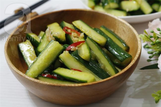 Người Đài Loan có cách làm dưa chuột trộn chua ngọt quá ngon mà lại còn nhanh - Ảnh 4.