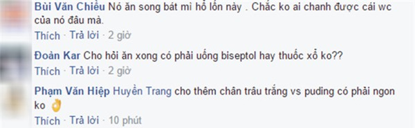 """cuoi dau ruot voi bat mi an lien chong nong trong, noi mun cua """"thanh lay"""" - 4"""