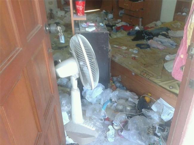Nữ sinh viên thuê nhà chuyển đi, chủ phòng trọ khóc thét khi thấy khung cảnh tan hoang như bãi rác - Ảnh 2.