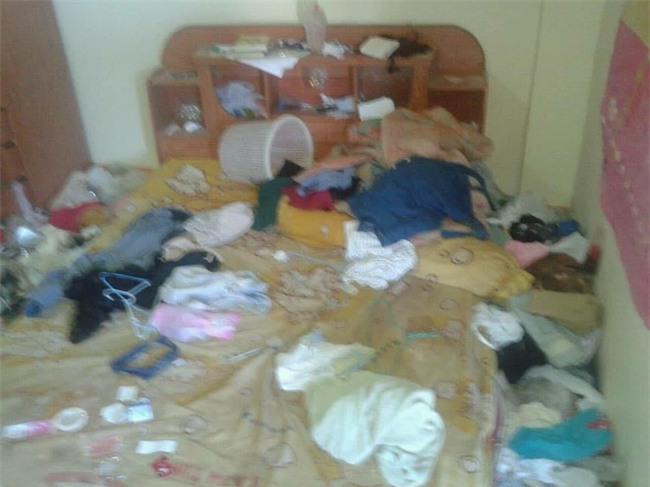 Nữ sinh viên thuê nhà chuyển đi, chủ phòng trọ khóc thét khi thấy khung cảnh tan hoang như bãi rác - Ảnh 4.