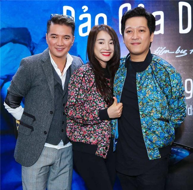 Truong Giang, Nha Phuong mac do doi di xem phim hinh anh 2