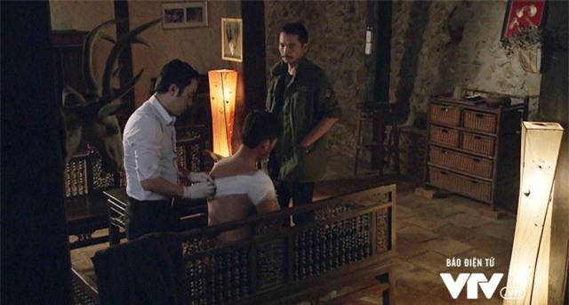"""Người phán xử - Tập 23: Thế """"chột"""" bắt tay Vũ Bắc đánh úp Phan Thị, tính mạng Lương Bổng bị đe dọa - Ảnh 3."""