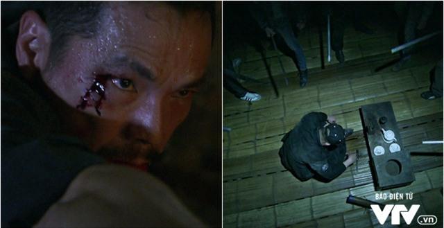 """Người phán xử - Tập 23: Thế """"chột"""" bắt tay Vũ Bắc đánh úp Phan Thị, tính mạng Lương Bổng bị đe dọa - Ảnh 8."""