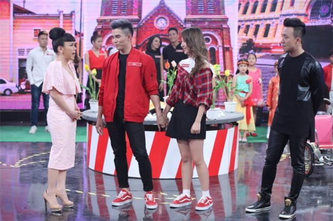 8 cap sao Viet chia tay sau khi choi game show 'Dan ong phai the' hinh anh 10