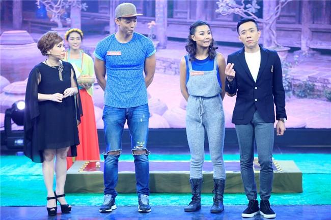 8 cap sao Viet chia tay sau khi choi game show 'Dan ong phai the' hinh anh 13