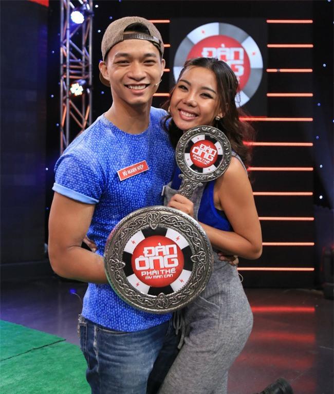 8 cap sao Viet chia tay sau khi choi game show 'Dan ong phai the' hinh anh 14