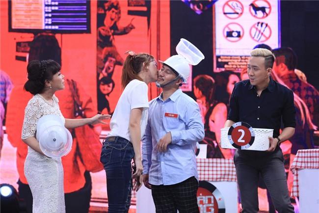 8 cap sao Viet chia tay sau khi choi game show 'Dan ong phai the' hinh anh 2