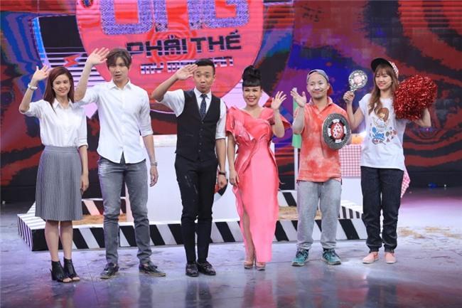 8 cap sao Viet chia tay sau khi choi game show 'Dan ong phai the' hinh anh 6