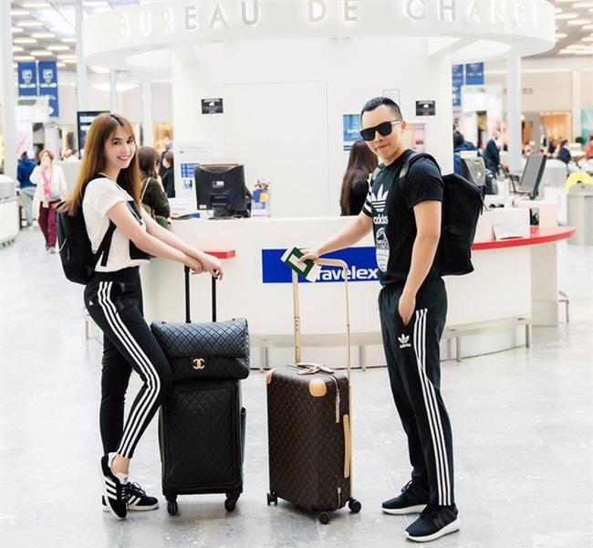 Không phải váy áo, túi xách mới là món đồ được sao Việt diện thật lồng lộn khi ra sân bay - Ảnh 8.