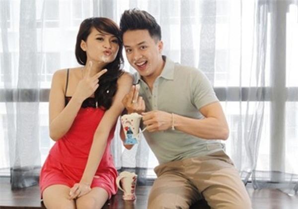 Hot girl Ngọc Miu từng tham gia đóng trong MV ca nhạc của Cao Thái Sơn.