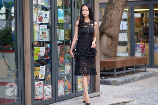 Cuối tuần nắng đẹp, quý cô hai miền xuống phố với loạt váy áo xinh miễn chê - Ảnh 11.