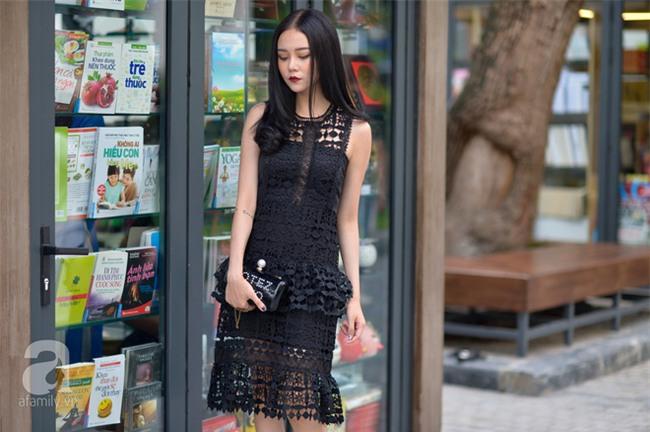 Cuối tuần nắng đẹp, quý cô hai miền xuống phố với loạt váy áo xinh miễn chê - Ảnh 12.