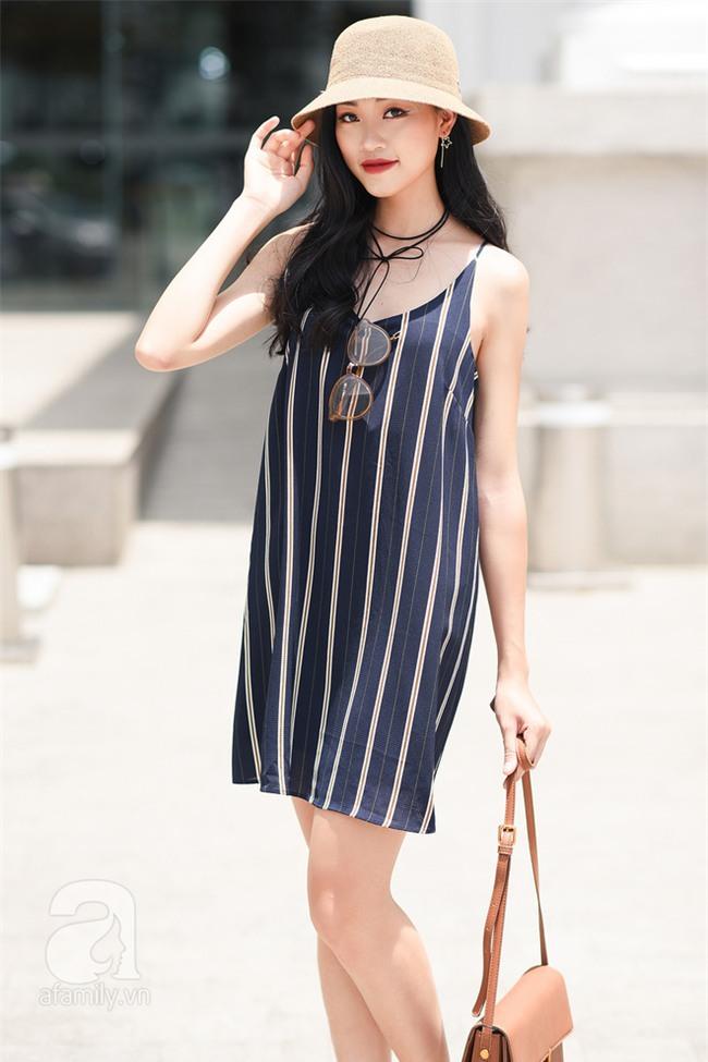 Cuối tuần nắng đẹp, quý cô hai miền xuống phố với loạt váy áo xinh miễn chê - Ảnh 2.
