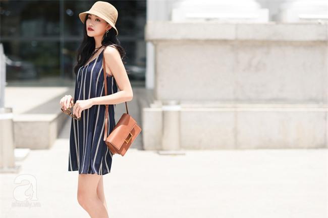 Cuối tuần nắng đẹp, quý cô hai miền xuống phố với loạt váy áo xinh miễn chê - Ảnh 3.