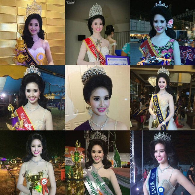 Nhan sắc đẹp tựa nữ thần của thí sinh Hoa hậu chuyển giới Thái Lan khiến phái nữ cũng phải ghen tị - Ảnh 3.