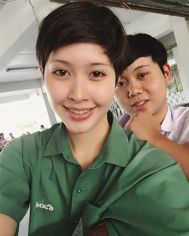 Nhan sắc đẹp tựa nữ thần của thí sinh Hoa hậu chuyển giới Thái Lan khiến phái nữ cũng phải ghen tị - Ảnh 5.