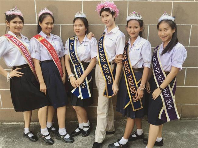 Nhan sắc đẹp tựa nữ thần của thí sinh Hoa hậu chuyển giới Thái Lan khiến phái nữ cũng phải ghen tị - Ảnh 7.