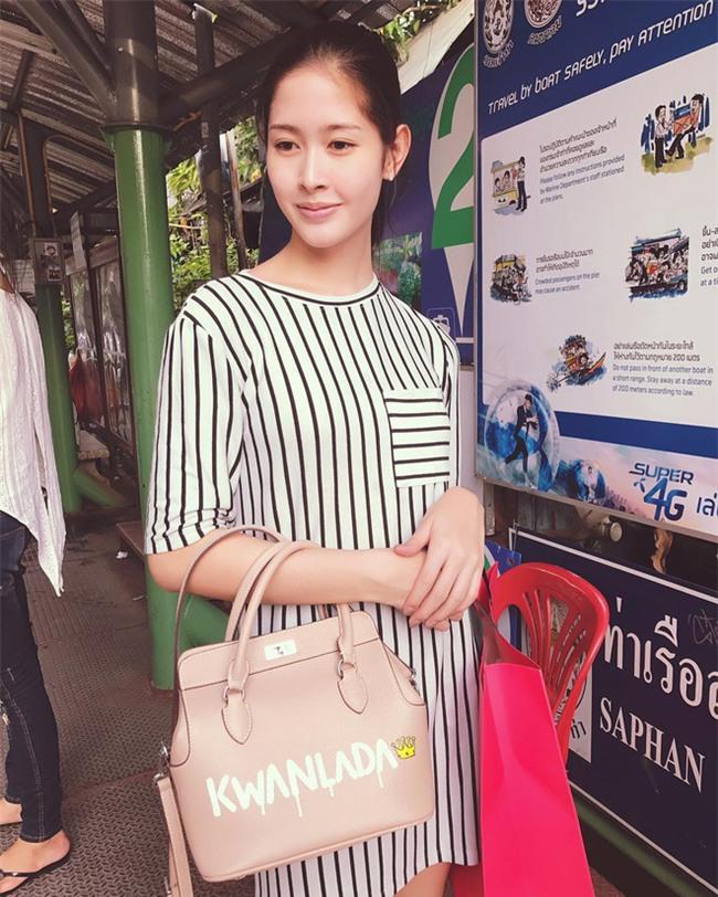 Nhan sắc đẹp tựa nữ thần của thí sinh Hoa hậu chuyển giới Thái Lan khiến phái nữ cũng phải ghen tị - Ảnh 8.
