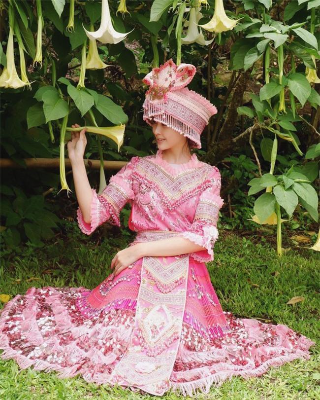 Nhan sắc đẹp tựa nữ thần của thí sinh Hoa hậu chuyển giới Thái Lan khiến phái nữ cũng phải ghen tị - Ảnh 9.
