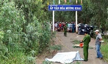Tin mới nhất vụ doanh nhân giết người chở xác từ Sài Gòn xuống Long An - 1