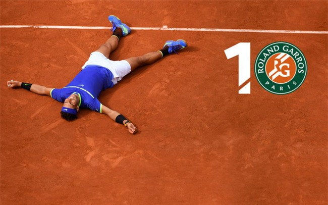 Rafael Nadal hóa huyền thoại bất tử với 10 lần vô địch Pháp Mở rộng - Ảnh 2.
